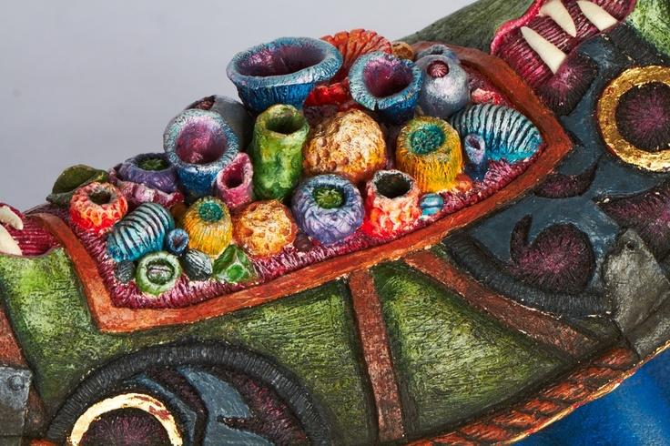 """Machine Washable""   Ceramic by Dakota Cheyenne Kalandis of Bowral High School"