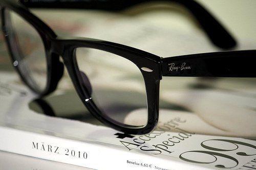 Love ray ban reading glasses:)))