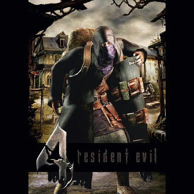 Resident Evil 4 Character - The Merchant - Resident Evil Obsession.