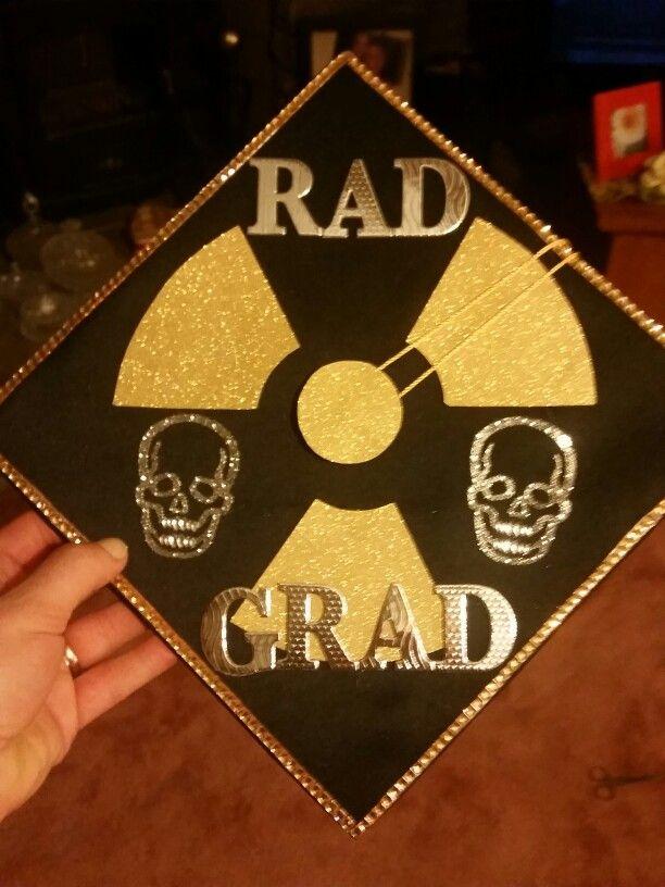 My Grad cap.