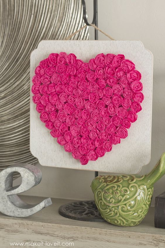 Manualidades De Papel Para San Valentin Ideas Diy Papel San