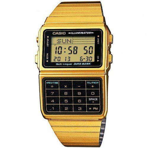 Casio Databank Watch - http://www.specialdaysgift.com/casio-databank-watch/