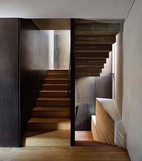 Modern Apartment With Medieval Style Barcelona Architect Anna Noguera Has Transformed A Sixteenth Century Alemanys H Home In Girona Overlooking The