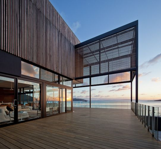Exceptional Lot 3 House   Hayman Island Kerry Hill Architects