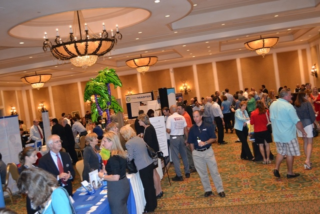 Delray Beach Chamber of Commerce Business event at the beautiful Marriott Delray Beach