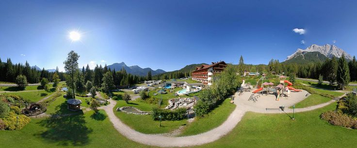 Tiroler Zugspitze Aktiv & Familienresort Ehrwald AT