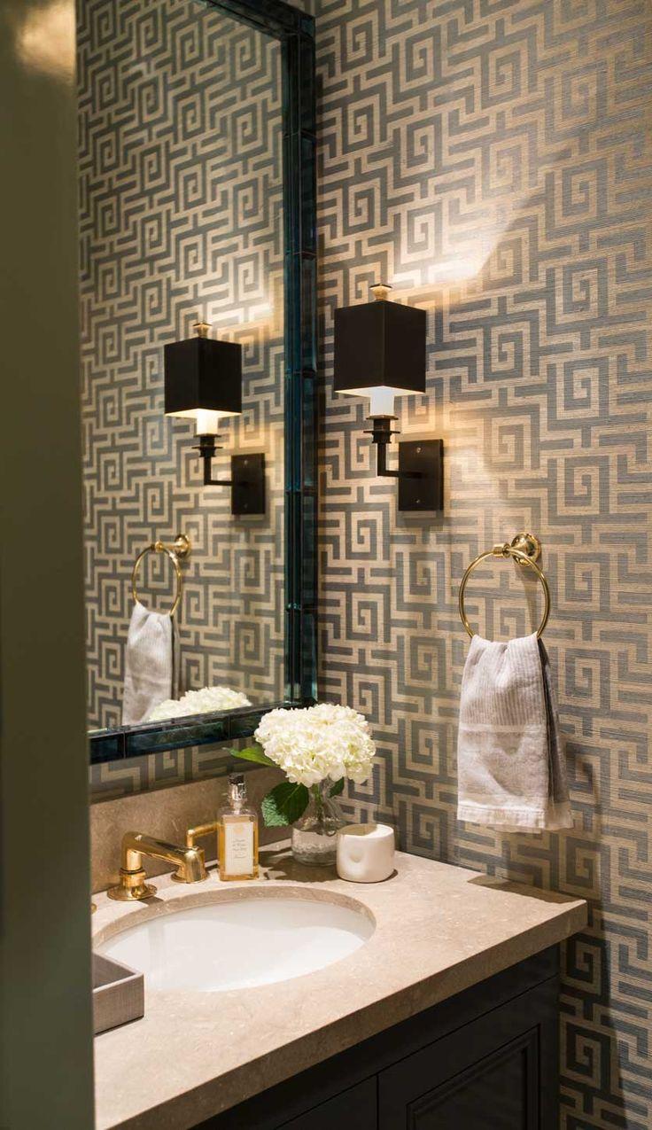 327 best powder room images on pinterest bathroom ideas