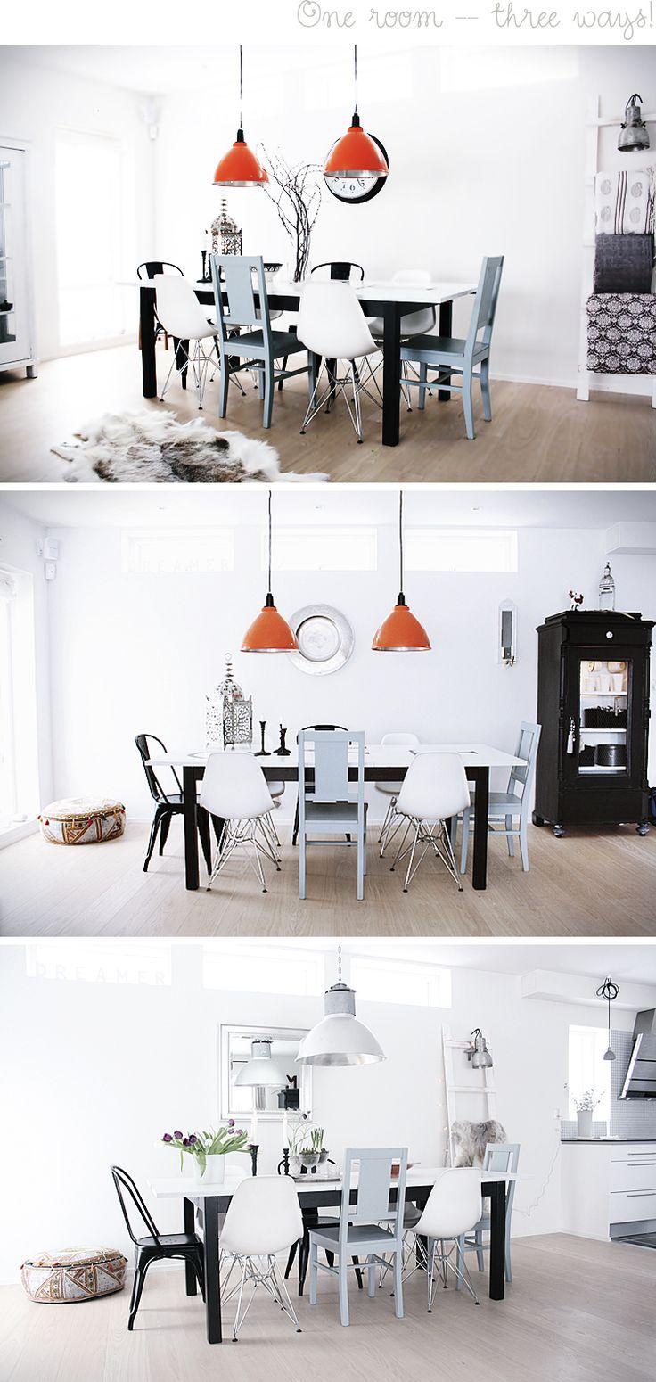 Sweden ready for some great interior design futura home decorating - Swedish Home Of Anna Malin