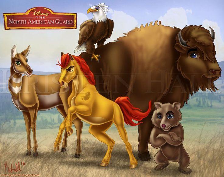 North American Guard by The-Cynical-Unicorn.deviantart.com on @DeviantArt