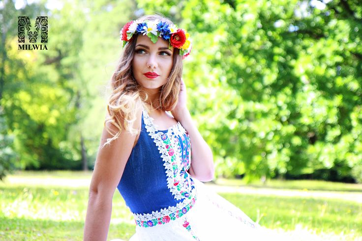 MILWIA fashion  designer collection S/S 2017. Dress, hair, make up, styling and foto from MILWIA, name of this model clothes is Mileva and name of mannequin is Danuška Zabáková.