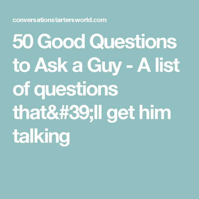 50 Questions to Ask Before Falling in Love