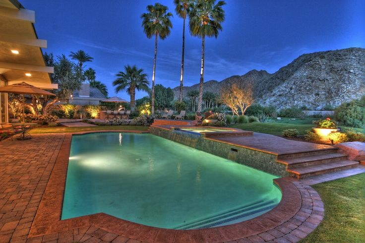 Palm Springs: Annual Palms, Desert Life, American Luxury, Google Search, Palms Spring, Luxury Homes, Real Estate, Beautiful Pools, Dreams Of Palms