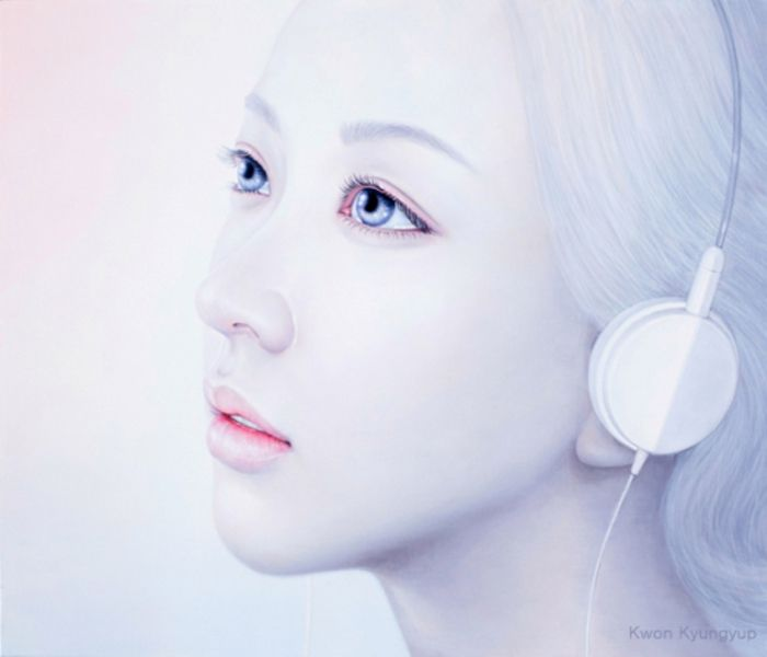 Kwon Kyung Yup, artist.