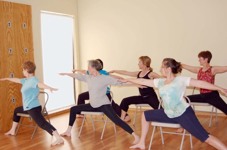 Chair Yogais not a new kind of yoga.But we can adapt yoga and use the simple support o...