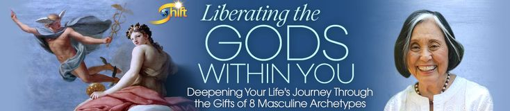 Liberating the Gods Within You with Jean Shinoda Bolen | The Shift Network