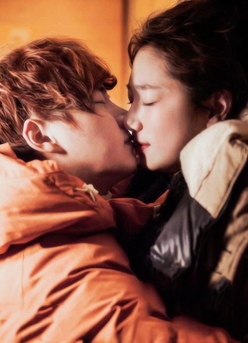 park shin hye and yoon shi relationship poems