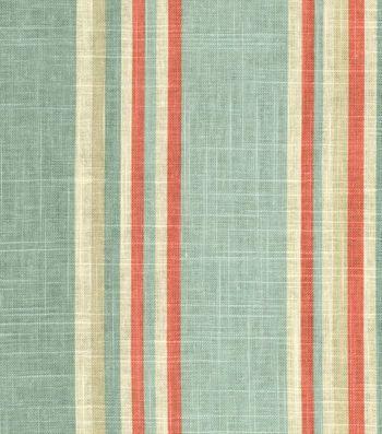 Waverly Print Fabric-Valentina/Cir/Vapor