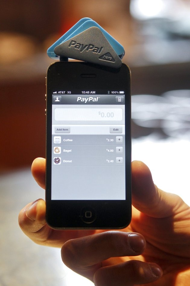 Paypal's new mobile payment solution in response to Square. Will it compete?