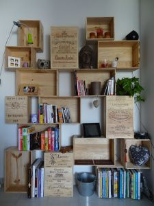 25 best ideas about caisses de vin sur pinterest - Etagere caisse de vin ...