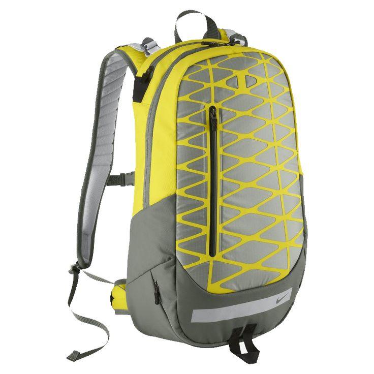 Nieuw: Nike rugzak Cheyenne Vapor 2 Running geel/grijs bij Hardloopaanbiedingen.nl #Nike #hardlopen