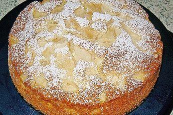 Apfel – Eierlikör – Kuchen 2   – Backideen
