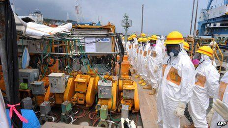 Fukushima leak: Japan government 'to take measures'
