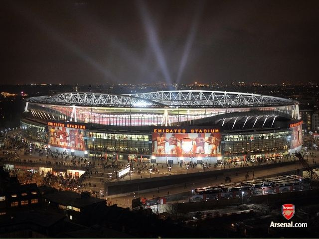 Emirates Stadium #Arsenal
