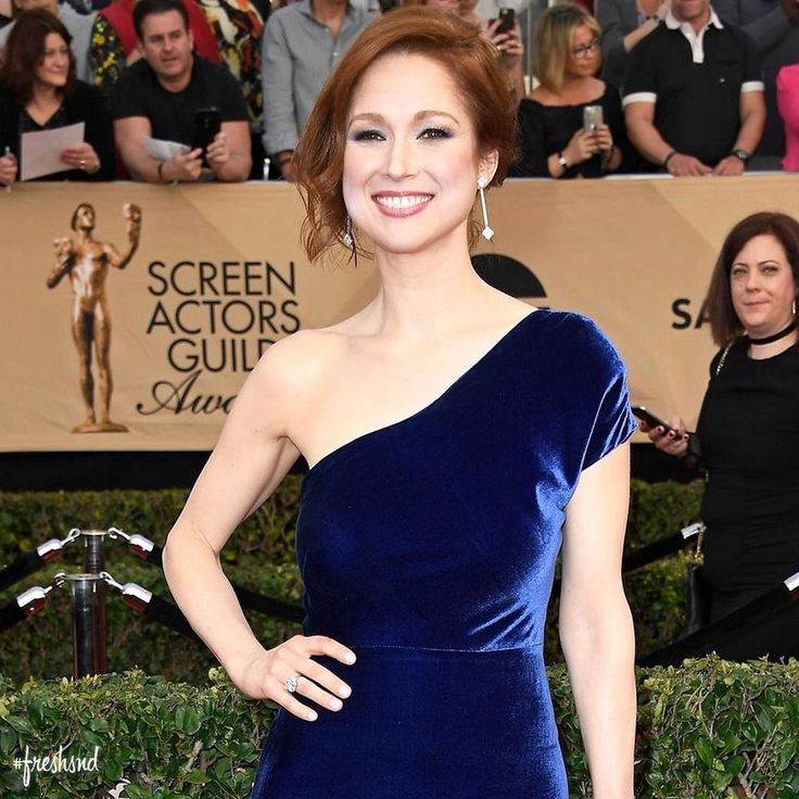 Ellie Kemper, great actress. Like this? Let us know, follow and share it with your friends! ➡️ @sweartee for fashion and lifestyle photos! #freshsnd #culture #fun #radio #popular #show #stars #shows #elliekemper #series #movies #actress #actor #talent #actors #tv #celebrity #classy