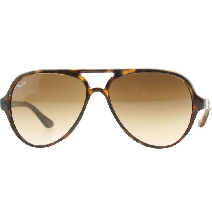... best price ray ban cats 5000 sunglasses light havana crystal faded  brown rb4125 6b059 1e0d6 d84a6b2bd92f