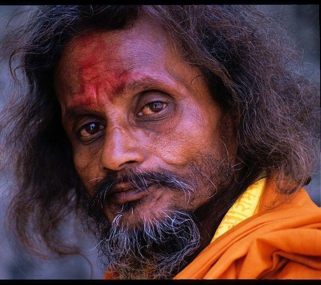 Varanasi/Benares, Indie 2, INDIE