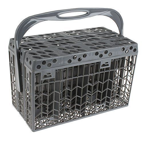 First4spares  Superior Quality Slimline Dishwasher Cutlery Basket For Hotpoint Indesit Dishwashers First4Spares universal slimline dishwasher cutlery basket andlt