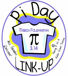Making It As A Middle School Teacher: Pi Day Link-Up {ALL Grades}
