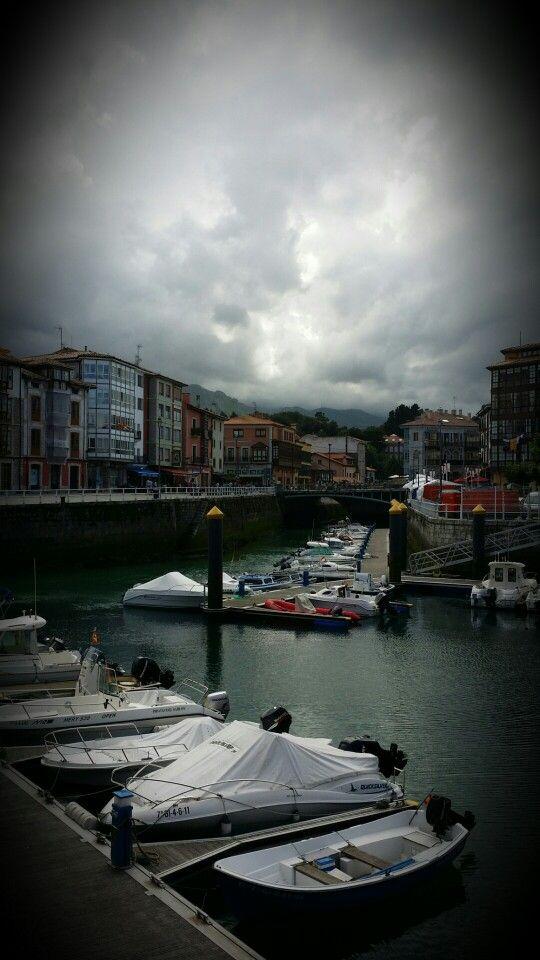 Llanes. Asturias - La ría . #turismorural #llanes #hotelelotero