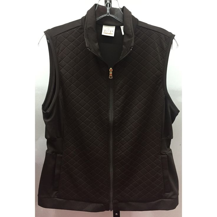 Summer  ladies golf clothing, still arriving daily at From the Red Tees:   Tobacco Savoy Vest  Be the first to have!  http://www.fromtheredtees.net/products/tobacco-savoy-vest?utm_campaign=social_autopilot&utm_source=pin&utm_medium=pin