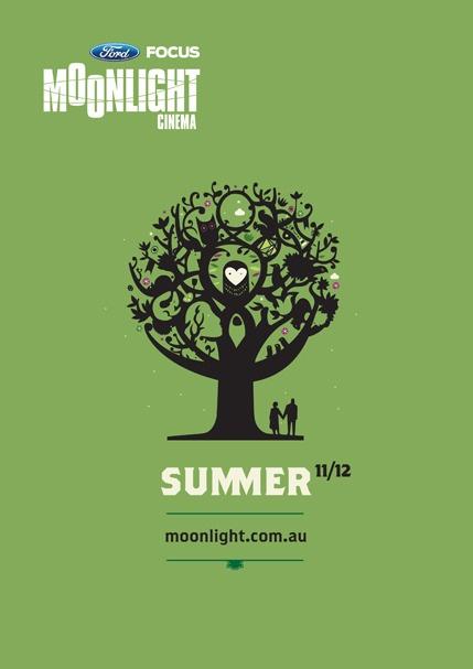Moonlight Cinema poster