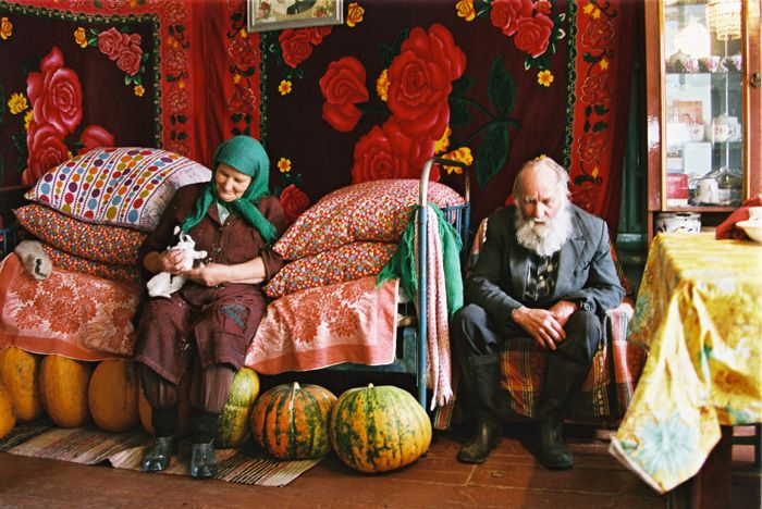 .old couple