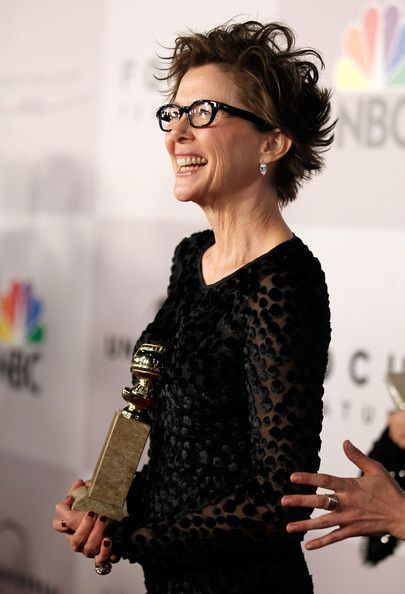 Annette Bening and Wearing