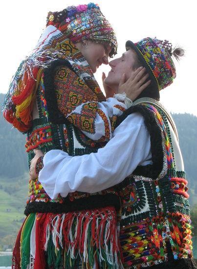 #Ukrainian #Wedding, Украинская свадьба, Українське весілля на Гуцульщині.