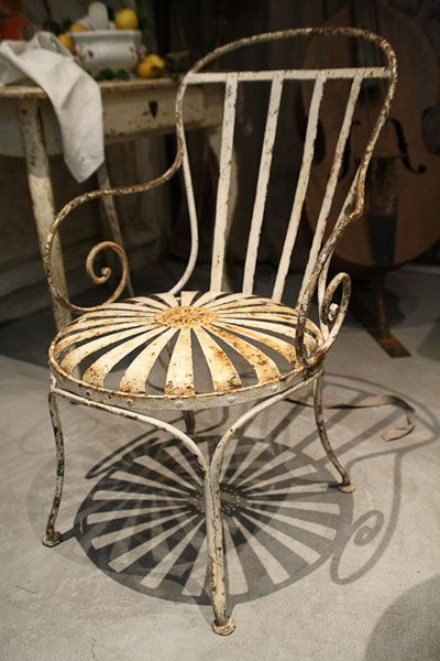 25 Best Ideas About Metal Lawn Chairs On Pinterest Old