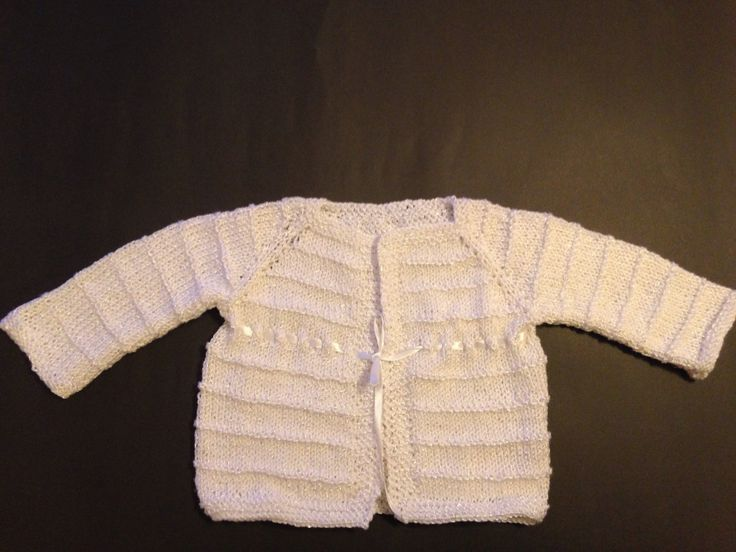 Chaleco recién nacido. 0 a 3 meses. de JulyWoolery en Etsy https://www.etsy.com/es/listing/451991348/chaleco-recien-nacido-0-a-3-meses