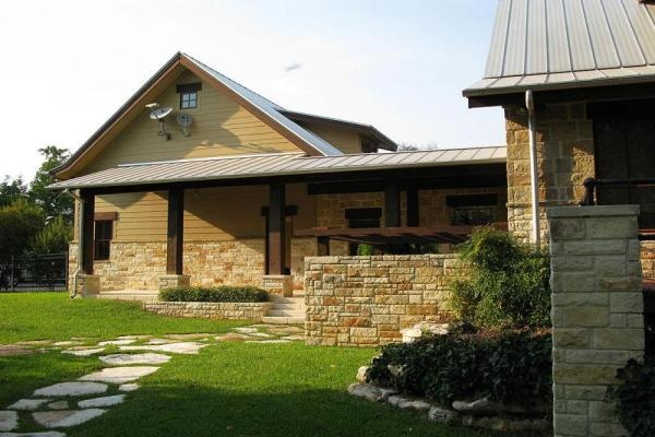 17 best images about hill country design on pinterest for Austin stone siding