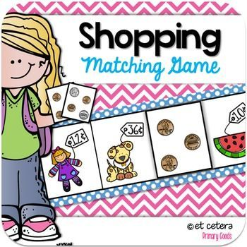 Money Game: Shopping Matching Game ~ Coins and Dol…