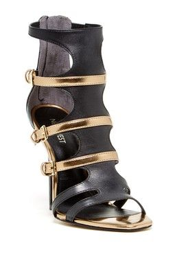 Karoler High Heel Gladiator Sandal