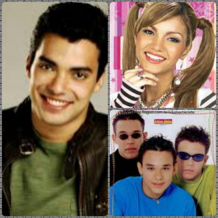 Kelly key, Gustavo Lins e KLB!!♥♥