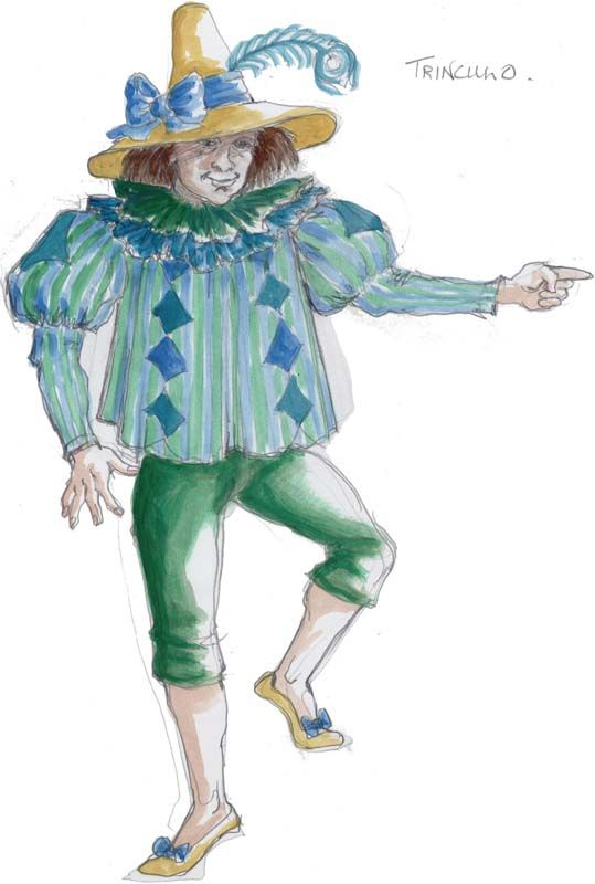 Character Analysis For Costume Design : Best images about preparing for the tempest on