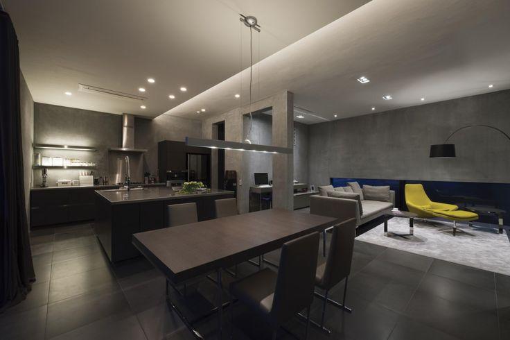 光と色が美しい邸宅 | 建築家住宅のデザイン 外観&内観集|高級注文住宅 HOP
