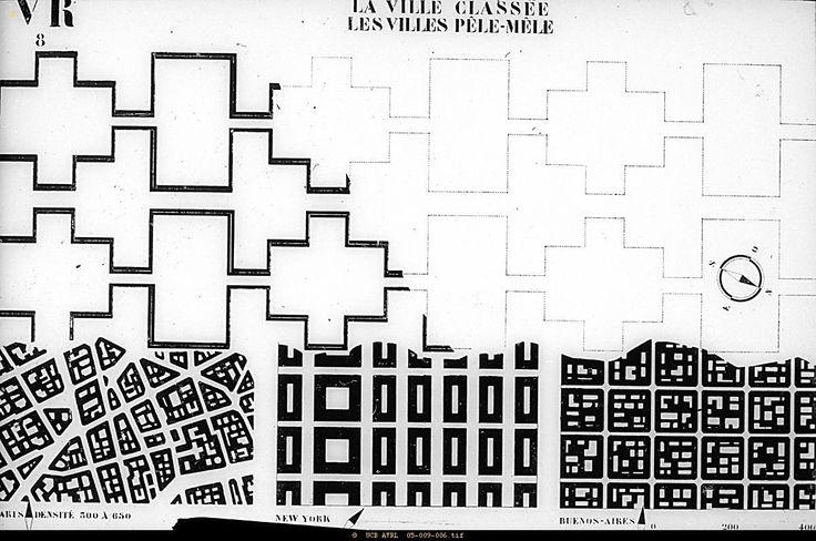 Le Corbusier's ville pêle mêle aimed to invade the classic city, our amphibious park merge into the city while the city merges into it.