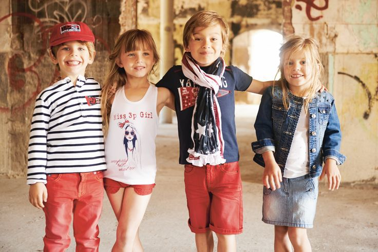 3POMMES SS14  http://www.offemily.com/ Fashion kids!