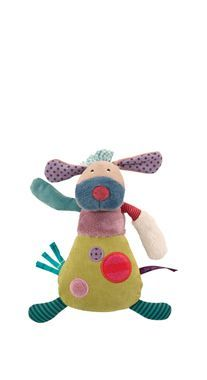 Dog doll Now that's what I call * Patchwork Puppy* !
