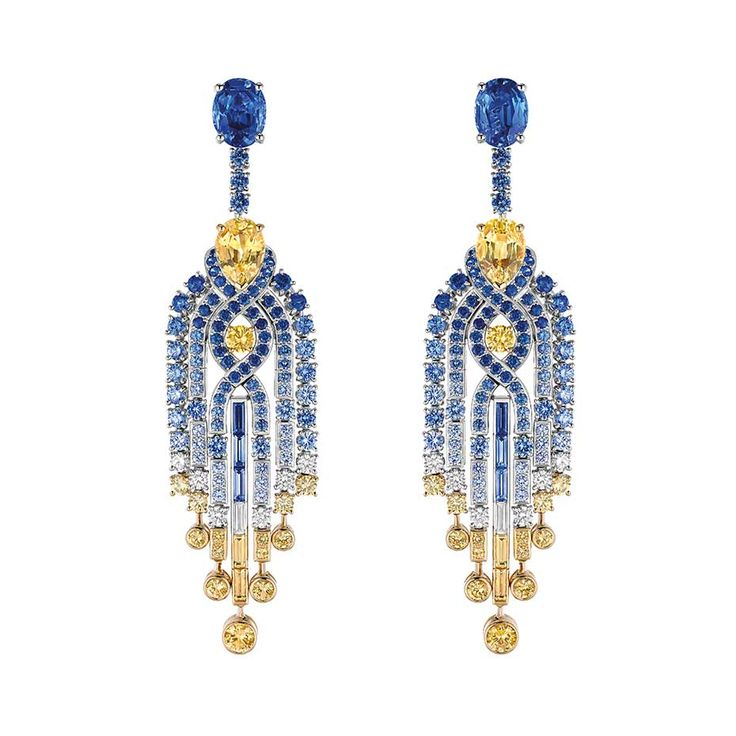 Biennale des Antiquaires: Chaumet previews high jewellery collection that captures a watery wonderland | The Jewellery Editor
